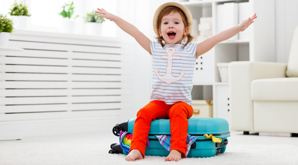14 travelling with kids travel essentials