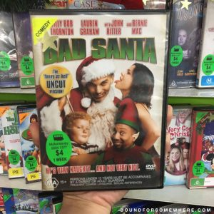 Must See Family Christmas movie marathon checklist