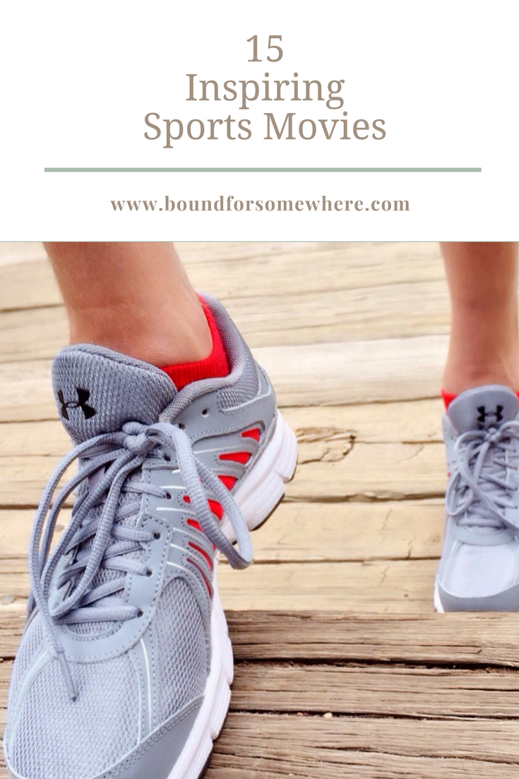 15 sports to movies to inspire and make you laugh
