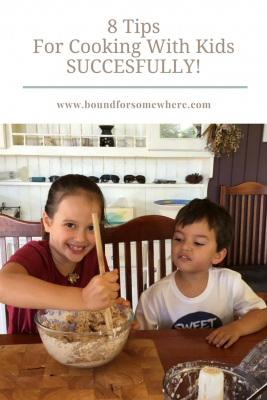 8 Tips For Cooking With Kids SUCCESSFULLY!