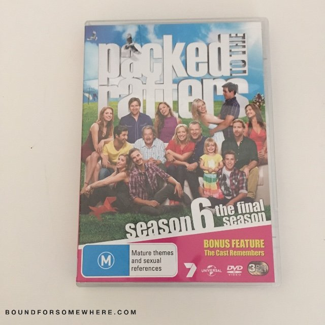 Must Watch TV Series (Australia)