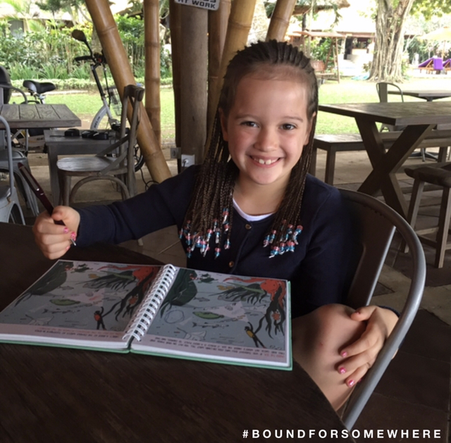 My Awesome Bali Adventure Journal