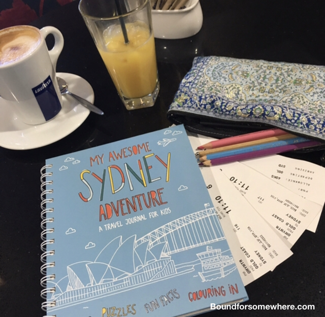 My Awesome Sydney Adventure Journal