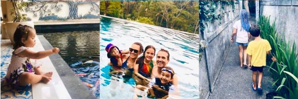 Family Travel Bali